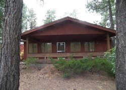 Pinetop Country Club Segners Paradise Pines Home - AZ