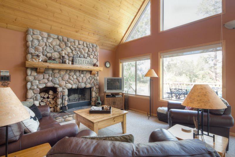 Sinclair Creek Cabin, Radium Hot Springs, British Columbia