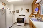 Kitchen at Cozy Cottage