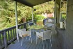Covered Deck at Ecola Retreat