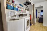 Laundry room at Flip Flop Friday