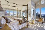 Master Bedroom with ocean views at Ocean Chateau