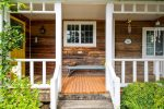 Front Porch at Lil` Bird Cottage