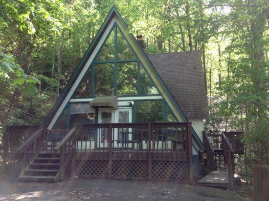 Gatlinburg Chateau Vacation Rental| Oak Leaf Lodging