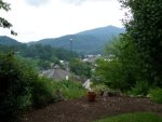 View From the Pool Deck at Gatlinburg Condo