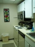 Gatlinburg Condo Kitchenette