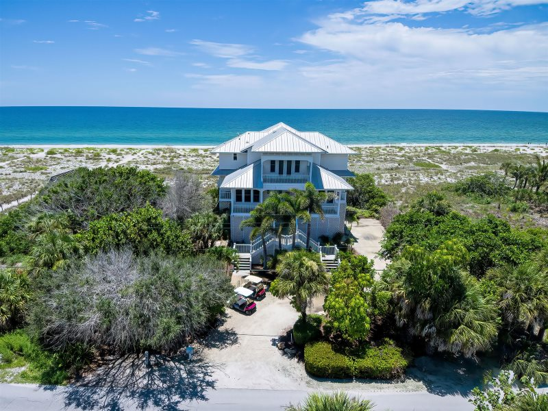 Palm Island Florida Map.Dolphin Watch Palm Island Florida Dream Vacation Rental Home