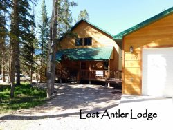 Lost Antler Lodge - Located at Terry Peak!