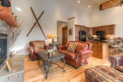 Genuine Montana Mountain Townhouse