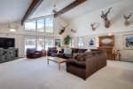 Main Living Space with Amazing Views of Lone Peak
