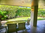 Relax on your lanai. Alfresco dinning. Hot & cold outside shower.