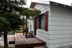 A Bungalow Too is a sweet little 1 bedroom house in the heart of Mt. Shasta