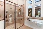 Villa San Jose - master bathroom