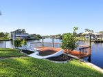 Vacanza Rentals - Villa Waterview dock