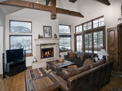 A beautiful and stunning vacation home in Vail nestled in the Highland Meadows neighborhood.