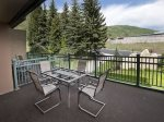Patio w/Grill and Mountain Views