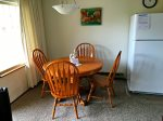 Dining Area Table & 4 Chairs