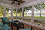 Waterside Screened Porch