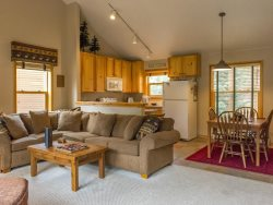 Snake River Village 40 - Walk to slopes, washer/dryer. private garage, ground floor!