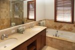 Kolea 1C - Guest Suite 1 Bathroom