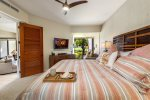 Master Suite Seating Area - E105 at the Point at Mauna Lani