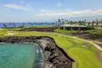 The Point Aerial View - E105 at the Point at Mauna Lani