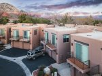 Calle Del Sol Townhomes are ideally located in West Sedona