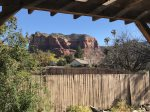 Dramatic red rock views from the privacy of your backyard