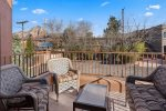 With new patio furniture to relax, unwind and enjoy the Sedona landscapes