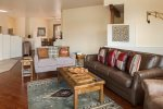 This newly renovated Sedona rental features beautiful upgrades and new furnishings throughout