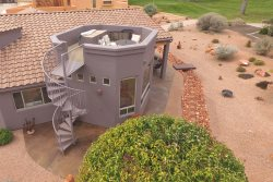 Great Home! On the Golf Course! Great Views Observation Deck! Arch 290 -  S047
