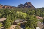 Lake Drive is a charming 3 Bedroom 2 Bathroom Sedona vacation home