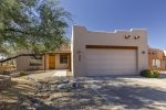 Laura Lane is a newly listed 3 Bedroom, 2 Bathroom Santa Fe Style home