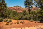 Relax and unwind with unobstructed Red Rock Sedona views