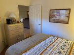 Relax in the shade of the pergola or soak up the Sedona sun on the loungers
