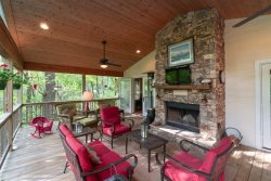 Enjoy this fantastic vacation rental home in Highlands NC located just a couple of blocks from Main Street.