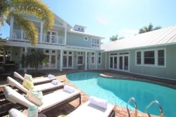 Naples Mermaid Cottage ~ Old Naples Beach House Style ~
