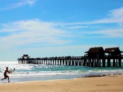 Pier House & Historic Guest Cottage  ~ Views of the Gulf of Mexico!