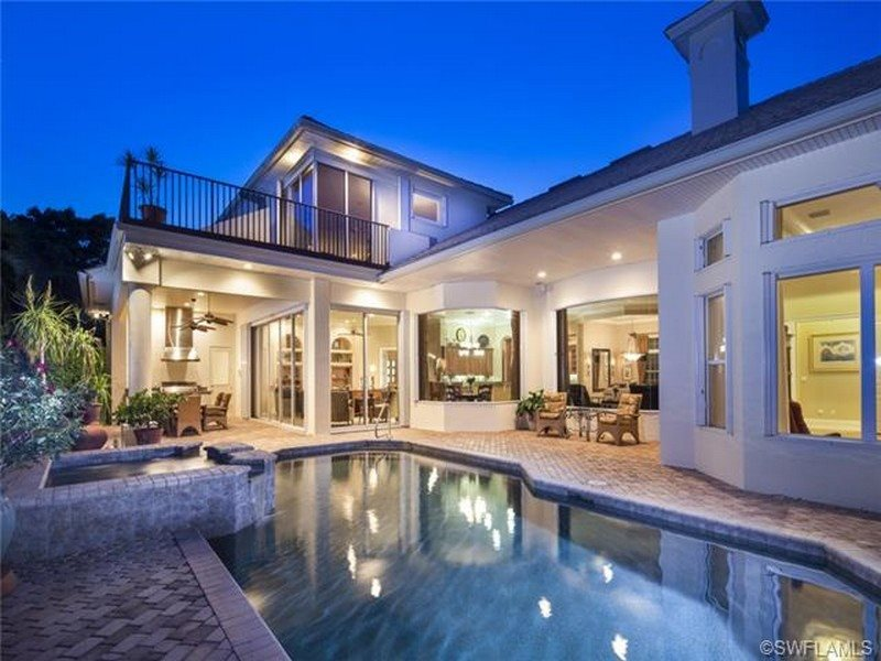 Naples Florida Luxury Als Vacation Homes Real Estate