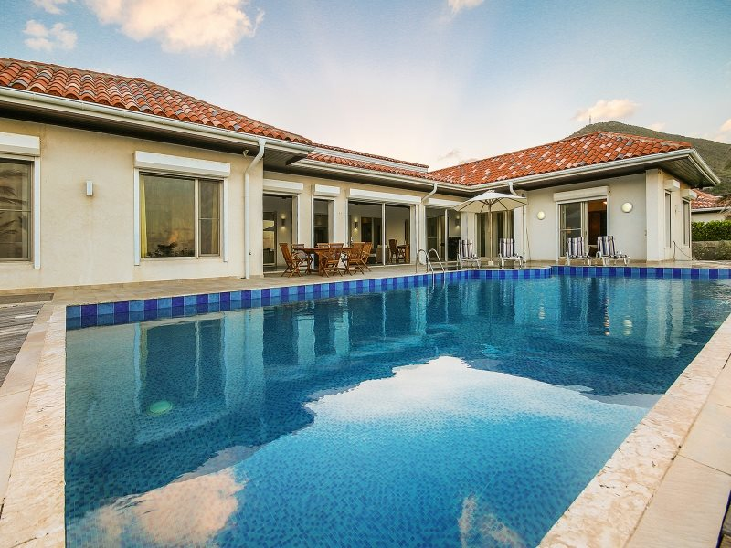 Guana Bay Villa - 4 Bedroom   St. Martin Luxury Vacation Rentals ...