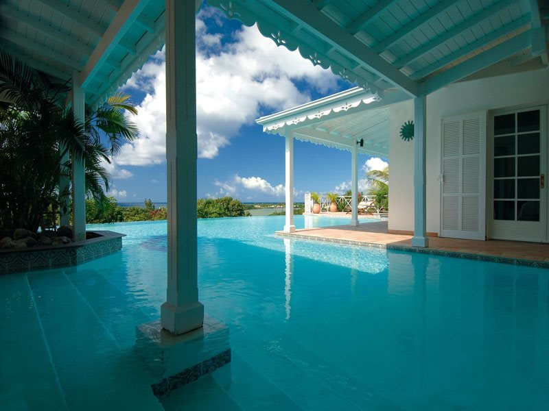 Villa Josephine | St. Martin Luxury Vacation Home Rental | Walk to ...