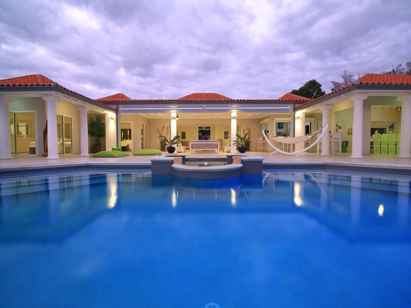 Villa Giselle | St. Martin Vacation Rental | Private Pool & Spa ...