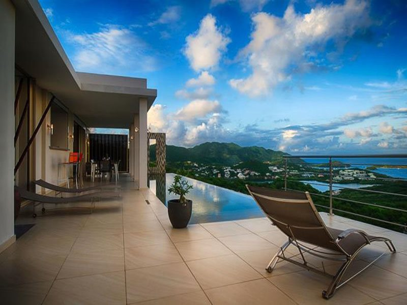Villa Sunrise   St. Martin Vacation Rental   Private Pool   Orient ...