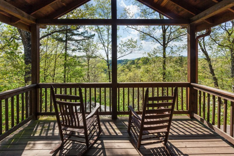 Sarah`s Mountain Hideaway Beautiful Cabin With Views
