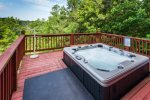 New, Large 8-10 person hot tub