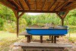 Canoe & Paddle Boat for private lake