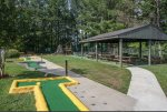 Full Bath on Main w/Tub & Walk in Shower