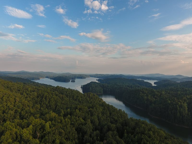 Lakeview Lodge Views Of Carters Lake