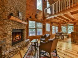 Mi Cabin Tu Cabin - Beautiful & Spacious