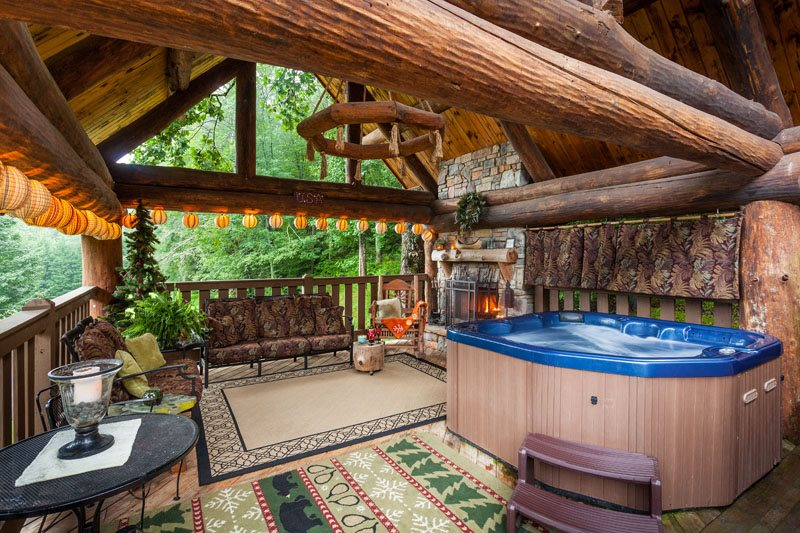 Superieur Mountain Oasis Cabin Rentals